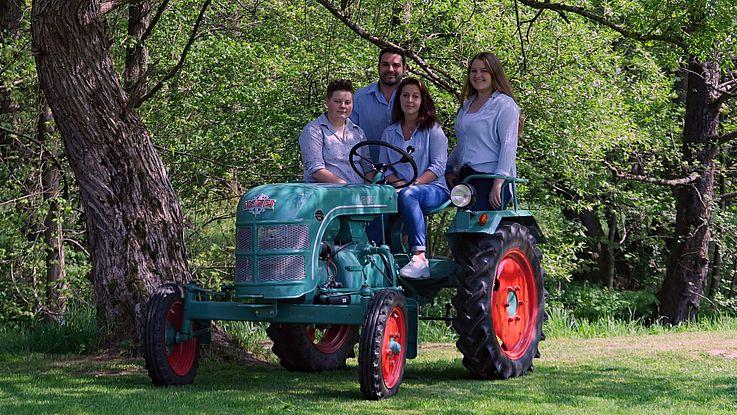 Manuela und Filippo Barbagallo sind das Bröltaler Erntepaar 2019